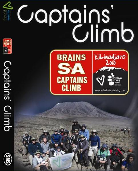 Captains Climb DVD